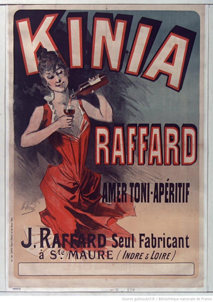 Kinia Raffard 1888