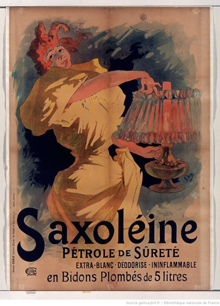 Saxoléine 1896